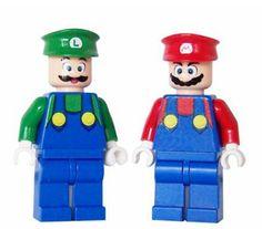 LEGO Mario & Luigi