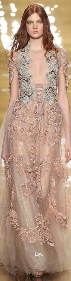 Reem Acra Fall Winter 2015-16 RTW