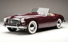 1950 Nash-Healey Maintenance/restoration of old/vintage vehicles: the material for new cogs/casters/gears/pads could be cast polyamide which I (Cast polyamide) can produce. My contact: tatjana.alic@windowslive.com