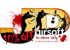 JD Airsoft Halloween 2013 Special