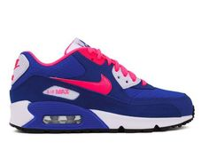Womens Nike Air Max 90 Liberty White Black Hot Pink Floral