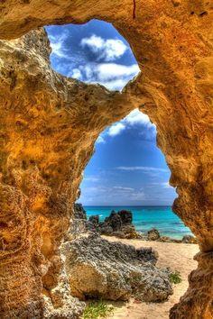 Church Bay Cave ~ Bermuda