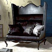 Beau TL FURNITURE | HIGH BACK SOFA Design E900 Modern Stylisation Queen Anne  Style Sofa Loveseat Or