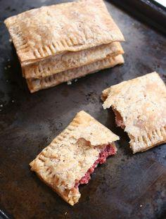 Homemade Whole Grain Pop Tarts + Easy Strawberry Jam | Hellobee
