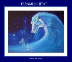 Lupul Alb - Zamolxe- Dacii dacian white wolf