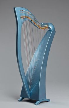 The 38-String Delight Carbon Fiber 10lbs harp. Any color or finish!