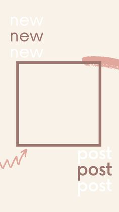 Instagram Ideas, New Instagram, Instagram Frame Template, Ig Story, News Stories, Letters, Ads, Wallpapers, Illustrations