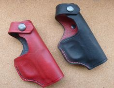 His & Hers Colt 1908 holster pair   from makeitjones
