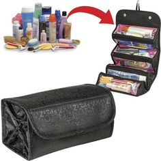Multifunction Makeup Storage Bag Travel Pouch Hanging Toiletry Organizer Sanwood | Health & Beauty, Makeup, Makeup Bags & Cases | eBay!