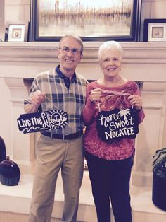 """Nocatee's latest """"Del-Webbers"""" have arrived! Welcome Home."""