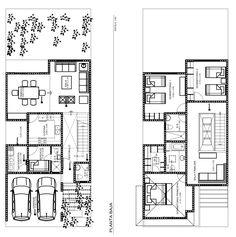 Planos De Casa En 120m2 Con Doble Altura Se Requieren
