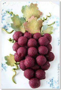 Concord Grape Sorbet