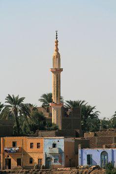 Minaret, Luxor