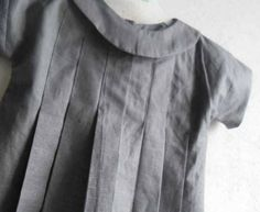 Patron gratuit : kimono à plis pour petite fille « Blog de Petit Citron