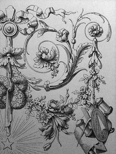 Ornament Drawings
