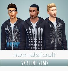 49 Best TS4 Male Clothing images | Sims 4, Sims 4 cc, Sims