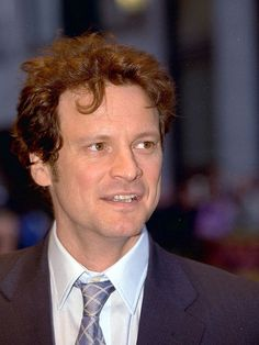 Celebrity transformations: Colin Firth - Photo 9 | Celebrity news in hellomagazine.com At the premiere of Relative Values in June 2000