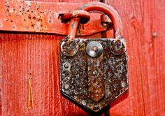 Old rusty padlock. Photo By. Padlocks, Janus, Keys, Sketch, Personalized Items, Photography, Locks, Sketch Drawing, Photograph