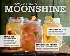 Moonshine that's where they make it, put it in a jug make you wanna get naked!