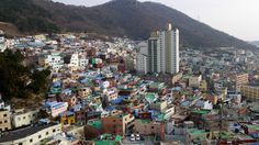 Busan's Gamcheon Art Village