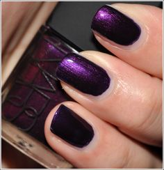 NARS Purple Rain via Christine @ Temptalia