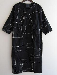 Mina Perhonen Dress - Undiscovered Textile