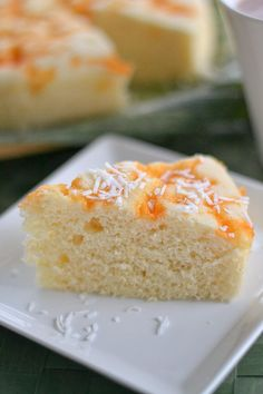Puto with Cheese (Filipino Steamed Cake with Cheese)
