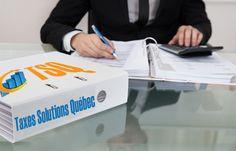 Votre impôt facile !  Ne manquez aucun crédit d'impôts et faites faire vos impôts par l'entreprise TSQ ! Une comptabilité faite par des professionnels. Votre date limite d'impôts approche mais vous n'avez pas le temps de tout préparer ? Ou tout simplement vous voulez l'aide d'un professionnel ? Venez... - http://www.marcado.ca/votre-impot-facile/