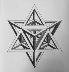 Geometric Shape Tattoo, Geometric Shapes Design, Tattoo Designs, Tattoo Ideas, Platonic Solid, Sacred Geometry Tattoo, Leg Tattoos, Tatting, Universe