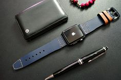 Apple Watch Band Black Forest Atelier Handmade от NameEngraved