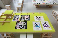 Piet Paris, EventArchitectuur, Galerie VIVID