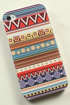 Bohemia Stripe Iphone Case