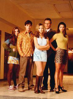 Buffy the Vampire Slayer - Season 1 Promo