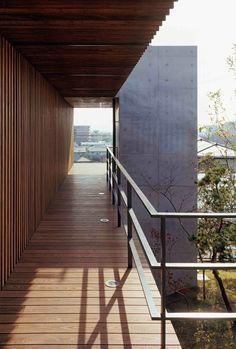 Residencia K's,© Yoshiharu Matsumura