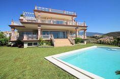 Villa for Rent in Los Flamingos, Costa del Sol