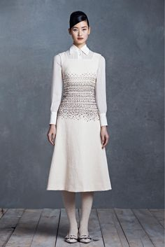 Tory Burch Pre-Fall 2013 Collection Photos - Vogue