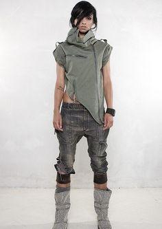 7 Super Genius Cool Tips: Urban Fashion Hipster Spaces urban wear michael kors.Urban Fashion Chic All Black urban wear for men scarfs. Cyberpunk Mode, Cyberpunk Fashion, Style Casual, Boho Style, My Style, Dark Fashion, Urban Fashion, Fashion Fashion, Fashion Shoot
