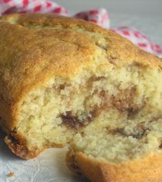 Ai-Cuisine.com - Dinner Ideas, Food Recipes, Healthy Recipes: Cinnamon Sugar Bread