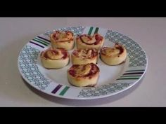 Palmeritas de jamón y queso   facilisimo.com
