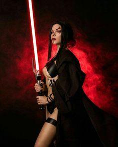 Post with 31447 views. Star Wars Sith Cosplay by Irina Meier Cosplay Akatsuki, Cosplay Hinata, Ciri Cosplay, Figuras Star Wars, Star Wars Sith, Star Wars Girls, Star Wars Costumes, Love Stars, Best Cosplay