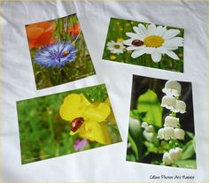 Items similar to Set of 4 cards 10 postcards, flowers and ladybugs made with the Celine Photos Art Nature photos. on Etsy Celine, Nature, Photos, Etsy, Ladybugs, Handmade Gifts, Unique Jewelry, Cards, Flowers