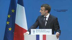"""La paix politique en Syrie """"permettra à celles et ceux qui ont fui d'y retourner"""", déclare Macron"""