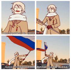 Ivan be nice to your boyfriend