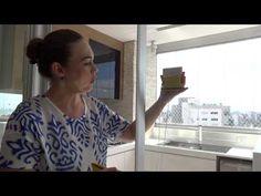 LIMPADOR DE VIDRO MAGNÉTICO - TESTE - COMO LIMPAR VIDROS E VIDRAÇAS - YouTube