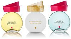 Perfumes com nomes fofos da Quem Disse Berenice?