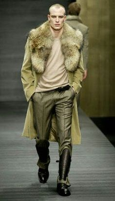 MEN IN FUR : Photo