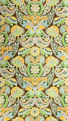 Vintage Wallpaper from Retro Villa