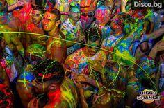 Disco.BG – :: Парти снимки - Disco ORANGE Sunny Beach BULGARIA presents Crazy NEON SPLASH Party 06.07.2014 ::