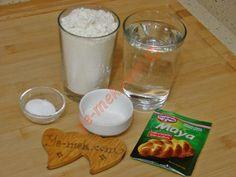 Ev Yapımı Ekmek Glass Of Milk, Breakfast Recipes, Kitchen, Brot, Cooking, Kitchens, Cuisine, Cucina