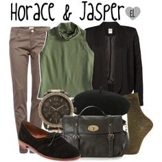 Horace & Jasper -- 101 Dalmatians